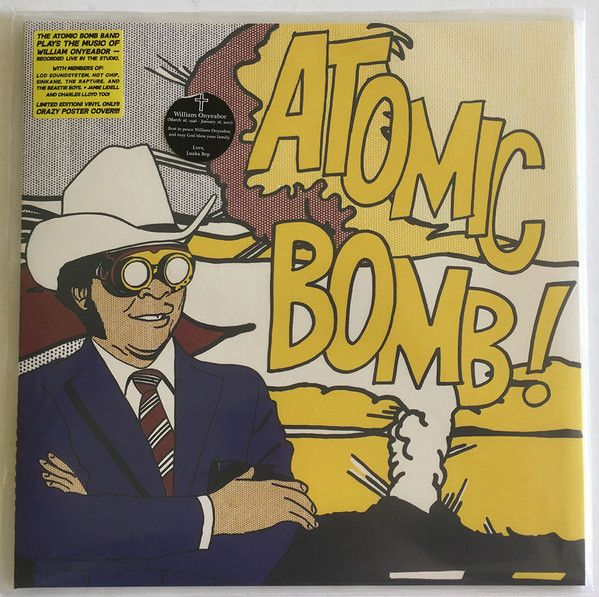 The Atomic Bomb Band - Plays The Music Of William Onyeabor