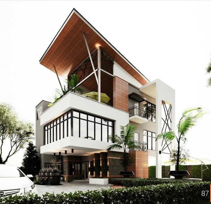 Club House: STOA Architects Nigeria – ArchFiler Records