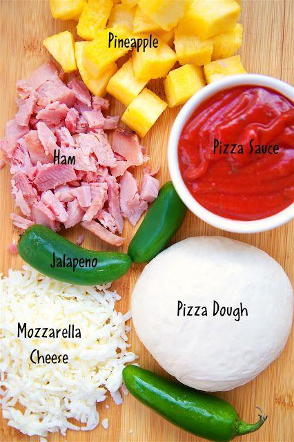 Spicy Hawaiian Pizza Really nice recipes. Every hour. Show me  Mein Blog: Alles rund um die Themen Genuss & Geschmack  Kochen Backen Braten Vorspeisen Hauptgerichte und Desserts