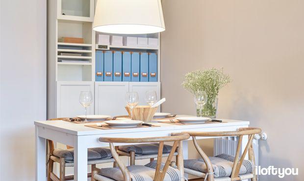 #proyectosabadell #iloftyou #interiordesign #barcelona #sabadell #lowcost #catalunya #ikea #ikeaaddict #livingroom #salon #comedor #bjursta #stockholm #kivik #sillawegner #billy