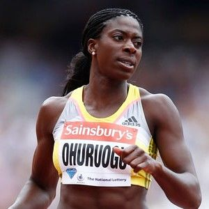 Reigning world champion Christine Ohuruogu has been named female athlete of the year by the British Athletics Writers' Association.
