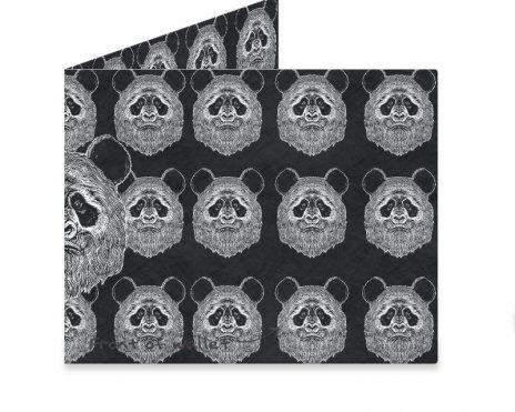 Dynomighty Artist Collective: Bigfoot Panda by barmalisiRTB Bigfoot, Panda, face, art, design, barmalisiRTB
