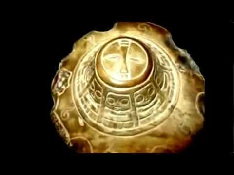 ▶ 350 ALIEN UFO ARTIFACTS DISCOVERED UNDER MAYAN PYRAMID - YouTube ... (my research is showing that humans have reached technology before, then came the flood, and man had to start over from the beginning)