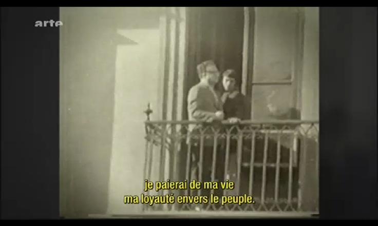 Extrait du dernier discours de Salvador Allende.