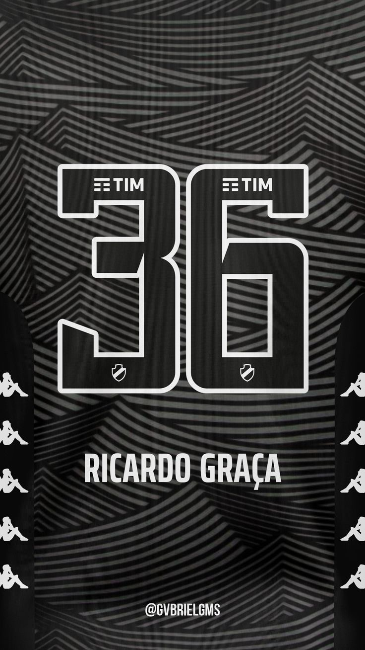 Camisa 36 Vasco Ricardo Graça em 2020 Camisa, Tim tim