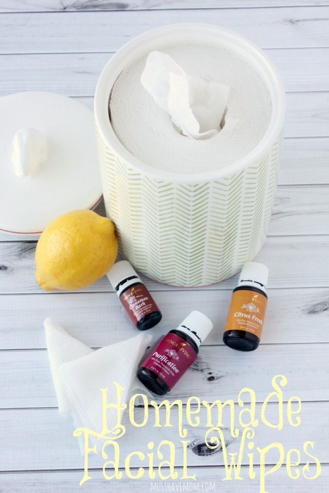 homemade facial wipes recipe that is designed to combat breakouts and leave skin feeling clean. It only takes a few minutes to whip up the recipe needed to