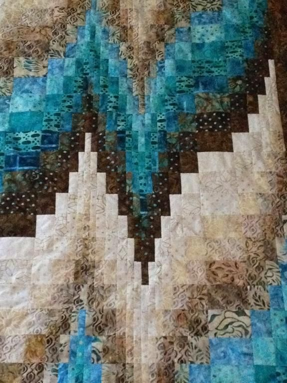 bargello quilts | Bargello Quilt