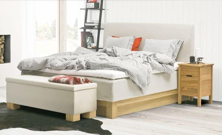 jensen ambassador nordic boxspringbett ambassador nordic. Black Bedroom Furniture Sets. Home Design Ideas