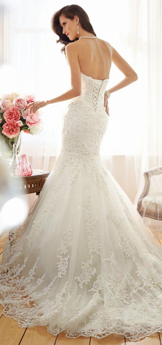Fustana 2015 modele te fustanave 2015 dresses 2015 fustana modele te - Sophia Tolli 2015 Bridal Collection