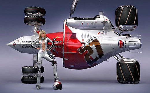 Cosmic Motors: Mit Vollgas in die Zukunft