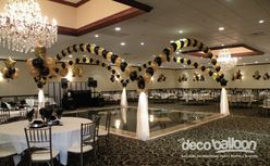 Balloon Dance Floors, Balloon Decorations NY-NJ