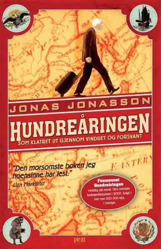Jonas Jonasson - Hundreåringen som klatret ut gjennom vinduet og forsvant