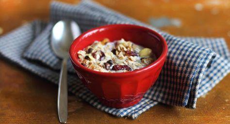 Desayunos rápidos y saludables para los niños - BabyCenter en Español #desayuno #ninos #manana