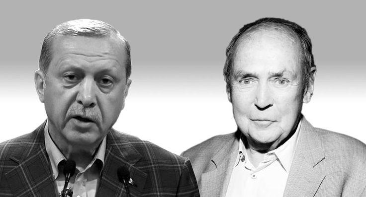 Erdoğan'dan Fransız biliminsanına suç duyurusu: Suikast talimatını kime verdi?