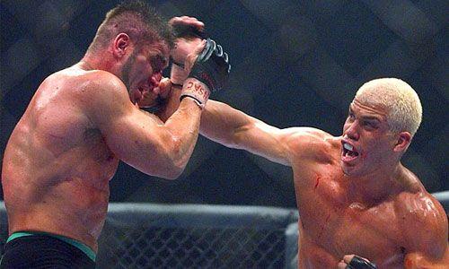 Frank Shamrock vs. Tito Ortiz (UFC 22)