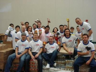 Ohio State University  Fisher College of Business Service Day