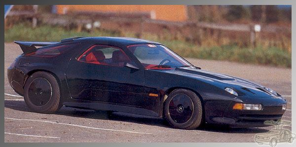 Gemballa Kitted 1983 928s for sale in New Zealand - Rennlist Discussion Forums