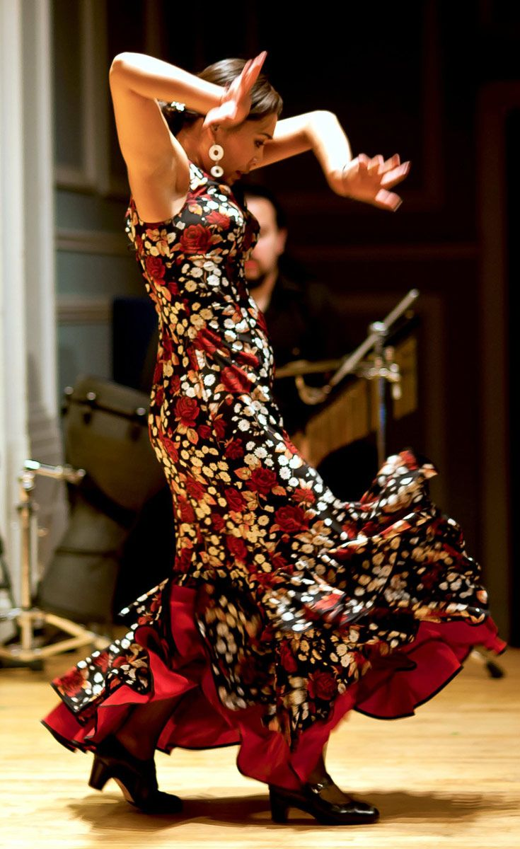 'Sevillanas' is flamenco that anybody can dance, come to Sevilla's Feria in May. http://spainatm.com/