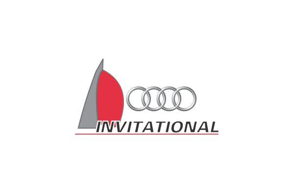 Audi Invitational #logo design Audi Sailing