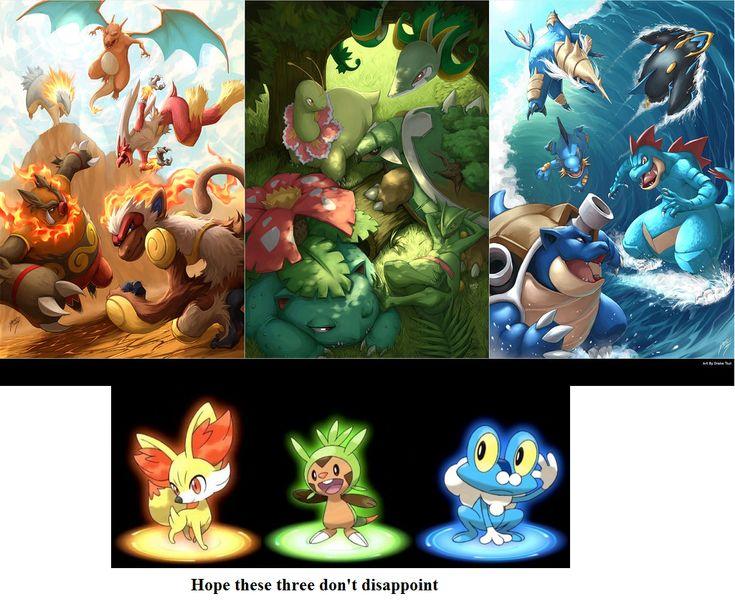 Pokemon Gen 6 Anime Characters : Best anime scenery images on pinterest