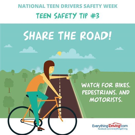 safety of teens on the road Read about teens and distracted driving including teenagers texting and  the  national highway traffic safety administration (nhtsa) estimates that 25% of all .