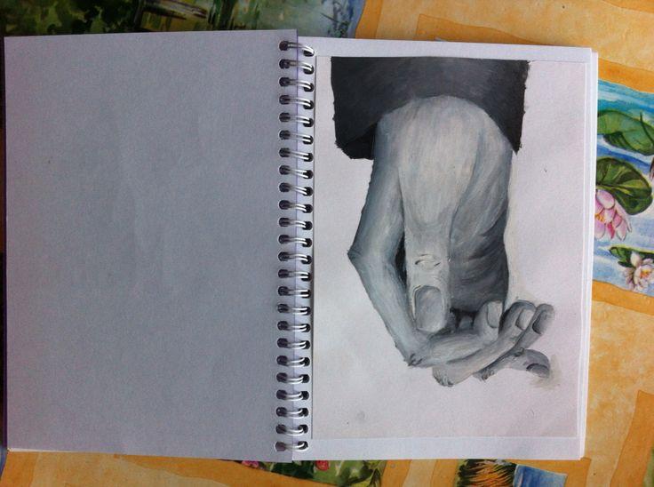 Peinture main