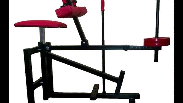 Aparelho Panturrilha Sentada   Hunter Gym