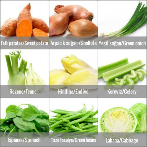 Vegetables (Sebzeler)2