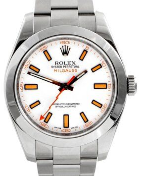 Rolex Milgauss Men's Watch. Get the lowest price on Rolex Milgauss Men's Watch and other fabulous designer clothing and accessories! Shop Tradesy now