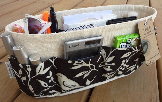 Purse ORGANIZER insert SHAPER