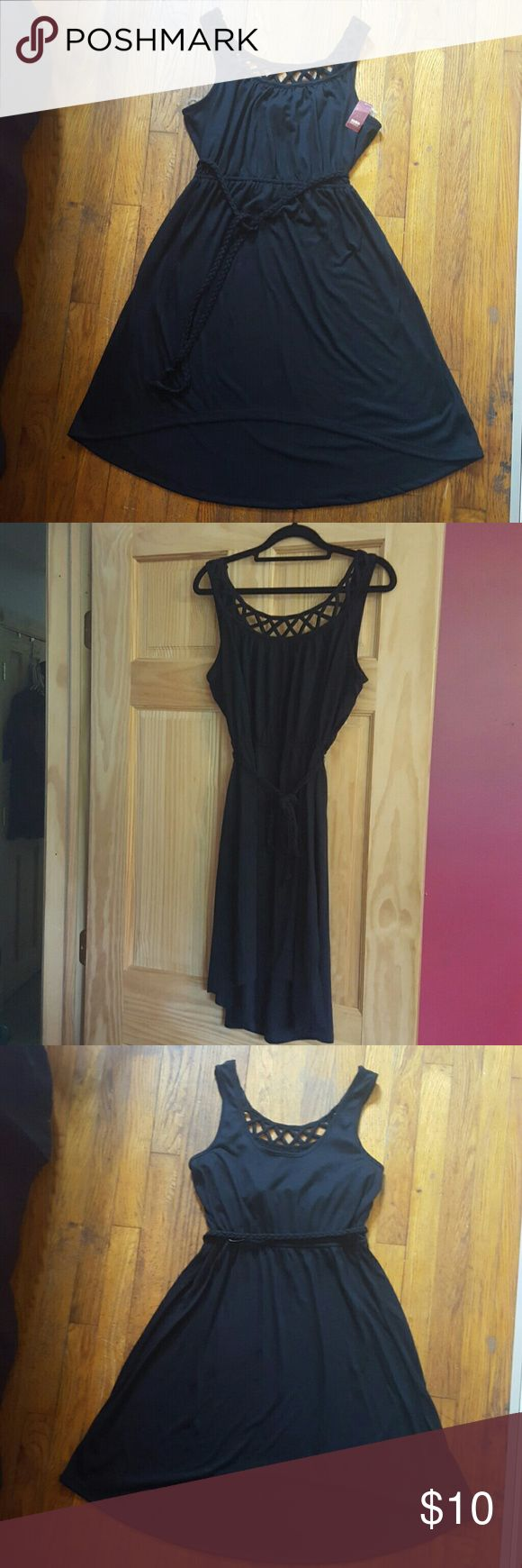 NWT Lattice Dress Nwt Lattice Dress  Non smoking home  No trades No Boundaries Dresses
