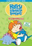 Harry and His Bucket Full of Dinosaurs: Dino-World Rescues [DVD]