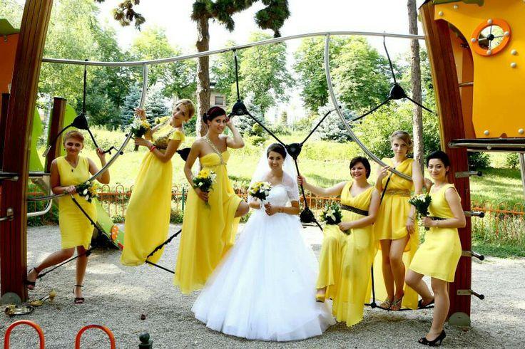 Yellow girls