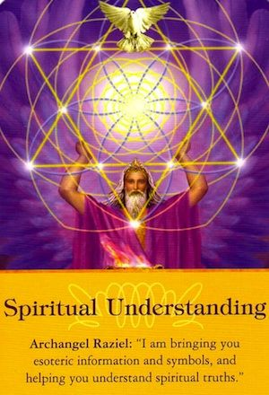 Free Angel Reading from Archangel Raziel: Spiritual Understanding