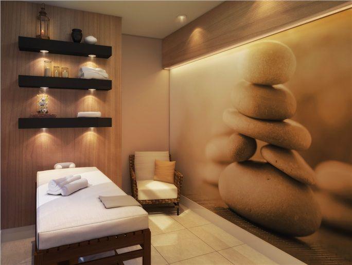 Resultado de imagen para decoracion de cabinas de masaje