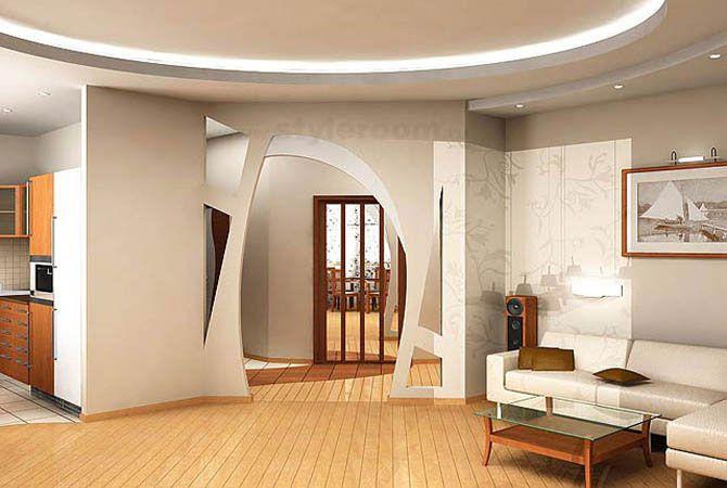 Заказать Дизайн интерьера, евро ремонт, встроенная мебель.