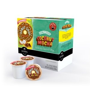 Coconut Mocha K cups-  Thanks for the tip, @Tiffany Ray