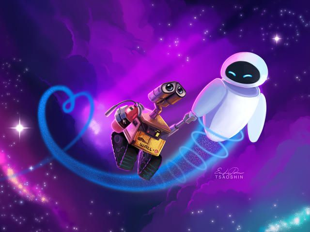 Collection Of Eve Walle Hd 4k Wallpapers Background Photo And Images Wall E Eve Wall E Valentines Art