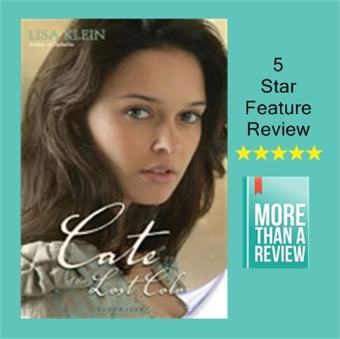 Cate of the Lost Colony by Lisa Klein was reviewed by one of our fabulous reviewers.  The cover is eye catching.