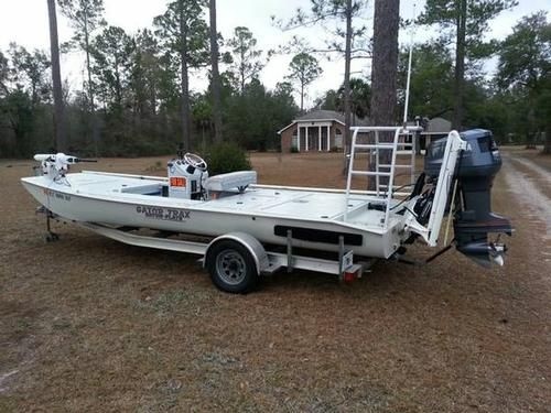 2008 Gator Trax Bay Boat for sale by owner on Calling all Boats. http://www.caboats.com/used-boats/9292.htm