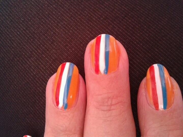 Hup holland nagels
