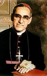 Oscar Romero - Archbishop in El Salvador, assassinated for working against corruption and for the poor