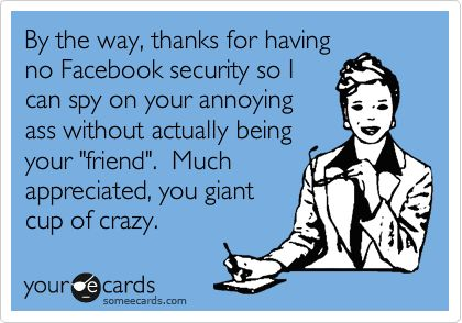 I've done itLol So True, Crazy People, Facebook Security, So Funny, Giants Cups