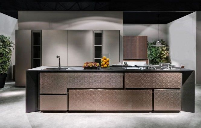 Modern kitchen furniture, customizable kitchen, kitchen made ​in Italy - Elam kitchen