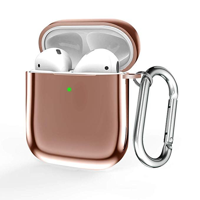 Valkit Airpods Case Tpu Translucent Full Protective Shockproof