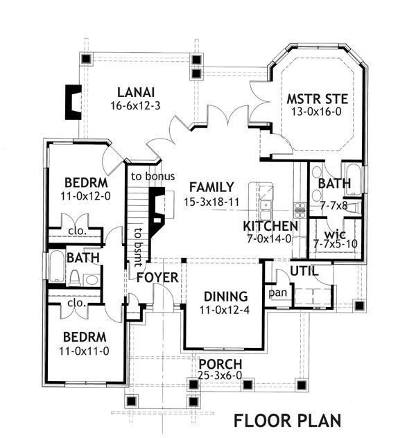 4 Bedroom Bungalow Design Cool 17 Best Images About House Plans Sammy On Pinterest  European Design Inspiration