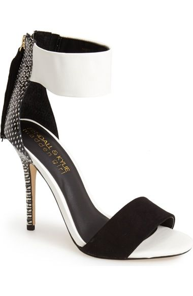 KENDALL + KYLIE Madden Girl 'Digbyy' Ankle Cuff Sandal (Women) available at #Nordstrom