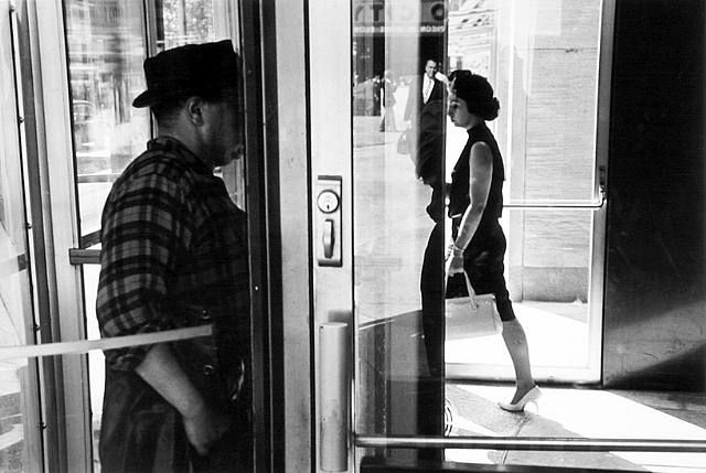 Lee Friedlander - New York City 1963