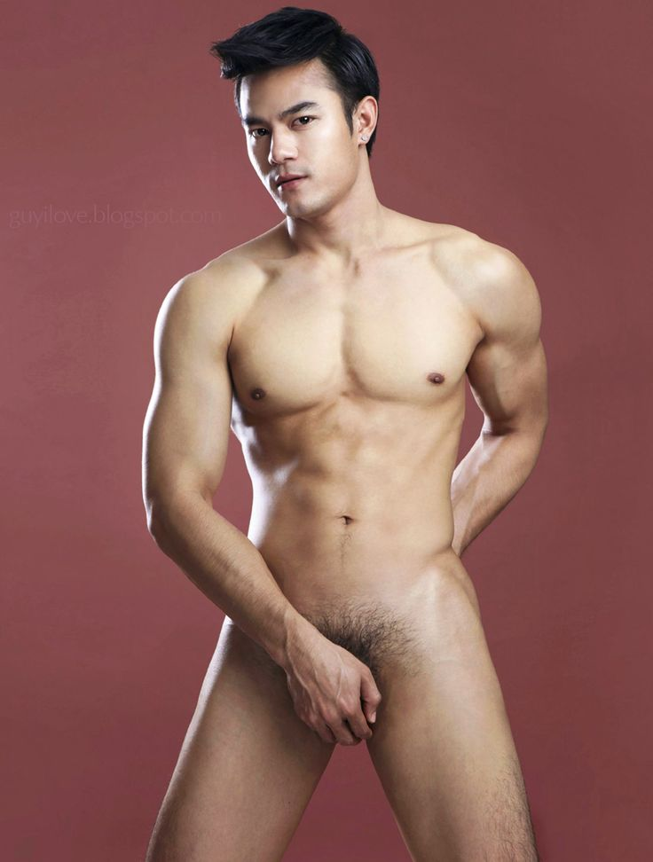 hot chinese naked guys