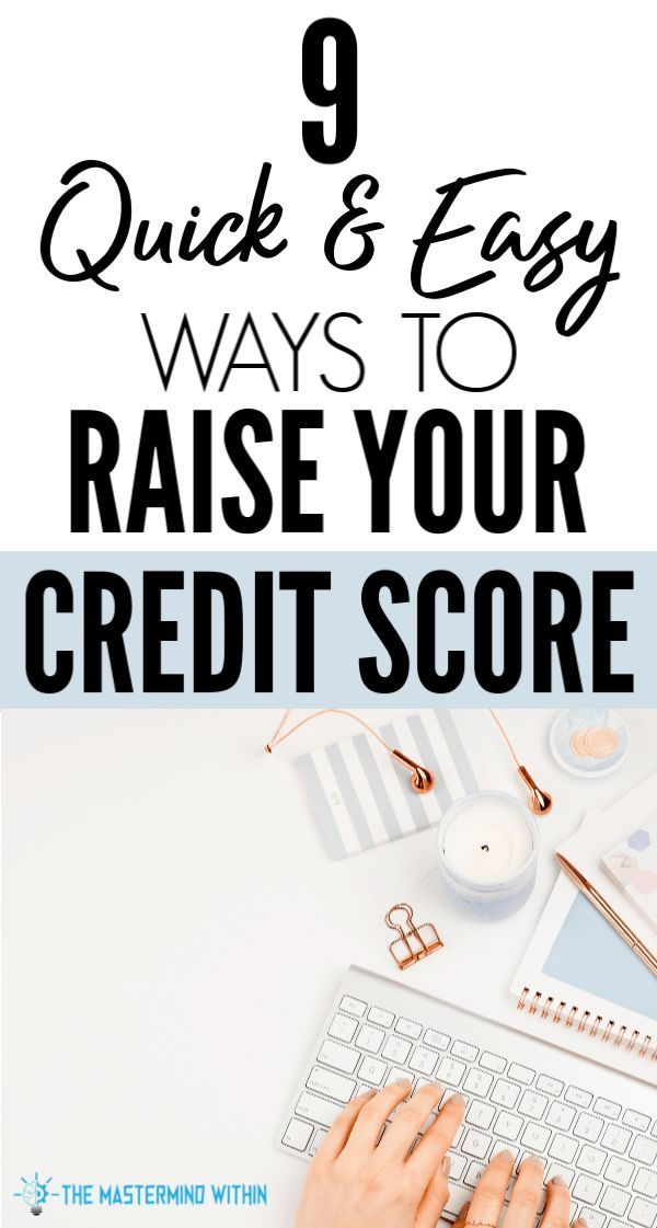 9 Easy Ways to Increase Credit Score Fast for Millennials
